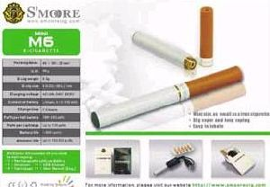SMOORE M6 Mini Electronic Cigarette