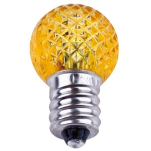 G20 Faceted LED Bulbs - Sun Warm White