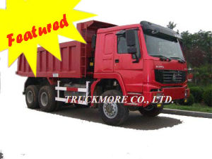 HOWO 6X6 All Wheel Drive Dump Truck (ZZ3257)
