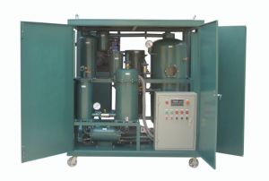 Bunker Oil Water Separator/ Used Oil Purification Plant