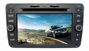 "7""Car DVD Player With GPS/Bluetooth/TV for Volkswagen Sagitar (HS7001A)"