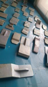 Aluminum Forging Machinery Part Forged Steel pictures & photos