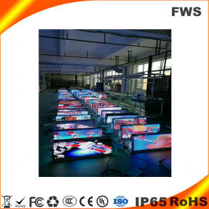 P5 Double Side Taxi Roof LED Screen pictures & photos