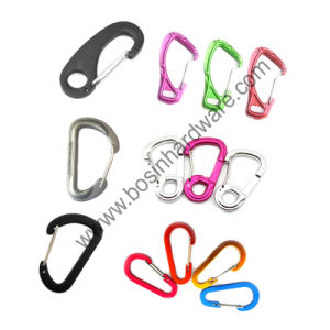 Metal Craft Triangle Shaped Aluminum Carabiner pictures & photos