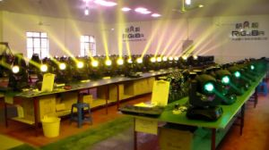 7*10W Mini Beam LED Moving Head Fpr Stage and Party (RG-ML70BD-KFE7H15A) pictures & photos