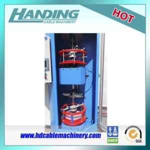 630mm Double-Layer Taping Machine of Extra Fine Foam-Skin Wire