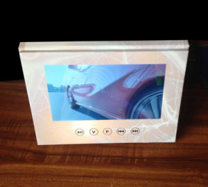 Custom 7inch LCD Screen Video Post Card pictures & photos