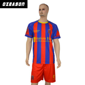 Cheap Price Soccer Jersey Goalkeeper Shirt Football Jersey Maker pictures & photos