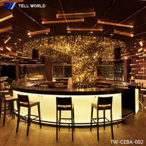 China Restaurant Bar Counter with Classic Design - China Club Bar ...