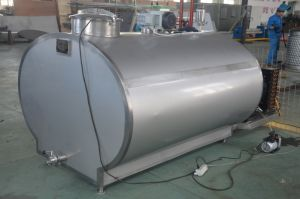 Industrial Use Vertical Type 500L Milk Chilling Tank pictures & photos