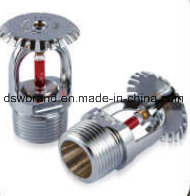 Zinc Alloy Upright Fire Sprinkler pictures & photos