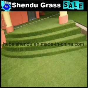Low Density Artificial Turf 20mm with Factory Price pictures & photos