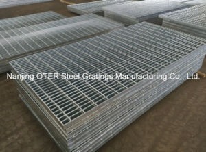 Hot Dipped Galvanized Electroforge Steel Grating