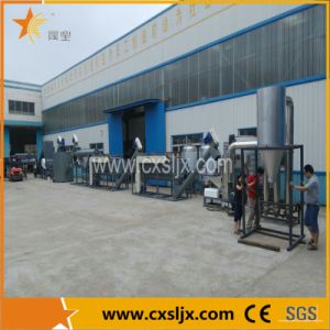 Pet Bottle Flakes Washing Recycling Line pictures & photos