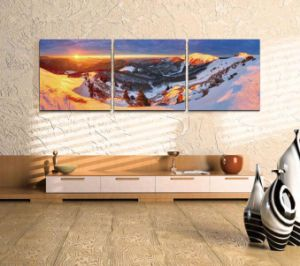 Popular Design Buddha Oil Painting on Canvas pictures & photos