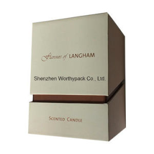 Paper Packaging Box for Perfume and Candle