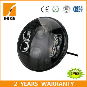 7inch LED Headlights for Jeep Wrangler for CREE High Low