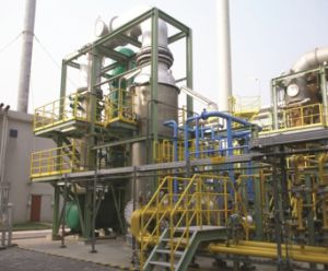 Thermal Oxidizer with Denitrification System