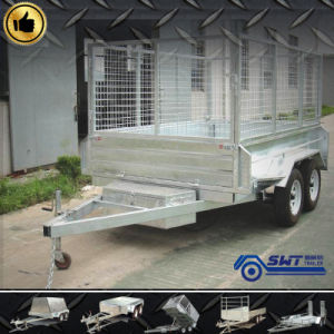 Ponderable Tipping Utility Box Full Trailer pictures & photos