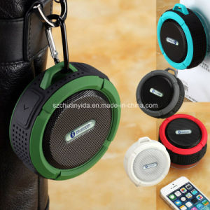 Outdoor Mini Wireless Waterproof Bluetooth Speaker with TF Card Handsfree