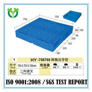 755*755 Storage Used Manufacture Recycle Manufacture Plastic Pallet