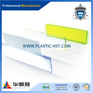High Quality 10years Guarteen Cast Acrylic Sheet for (HST 01) pictures & photos
