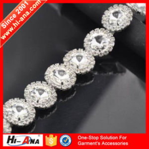 Your One-Stop Supplier Top Quality Rhinestone Chain for Wedding Decoration pictures & photos
