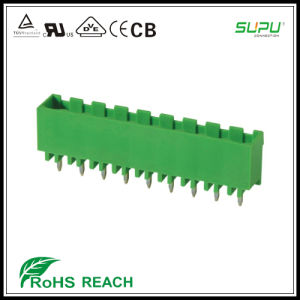 5.0/5.08mm Pitch Header with Straight Pin pictures & photos