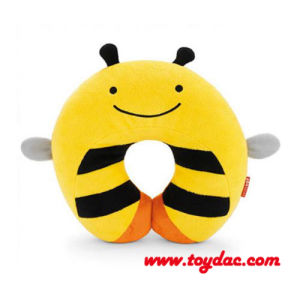 Soft Animal Bee Neck Pillow