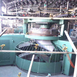 Used Hengyi Double Jersey Knitting Machine on Sale pictures & photos