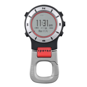 Digital Watch with The Thermometer