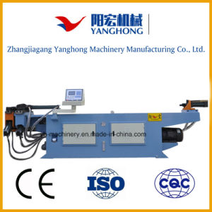 Hydraulic Control Tube Bending Machine 1/2 2 Inches Capacity with Wiper Die