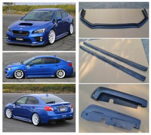 Bottomlines Bodykits for Subaru Impreza Wrx Sti 2015 pictures & photos