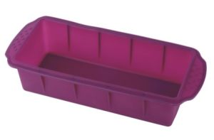 Silicone Loaf Pan & Cake Mould &Bakeware FDA/LFGB (SY1207) pictures & photos