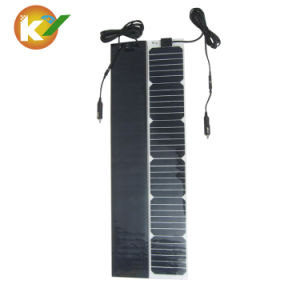 2016 New Products Flexible Sunpower Solar Panel with Hight Effiecience