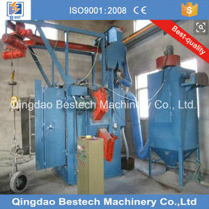 Q37 Double /Single Hook Shot Blasting Machine pictures & photos