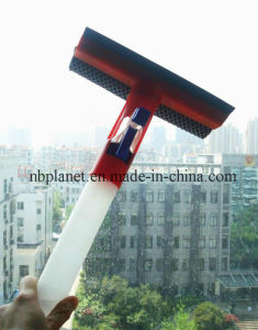 Spray Window Wiper with Squeegee & Foam Cleaner pictures & photos