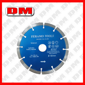 Sintered Wet Type Diamond Saw Blades (DM-022) pictures & photos