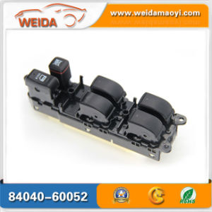 Factory Price Power Window Switch OEM 84040-60052 Fits for Toyota