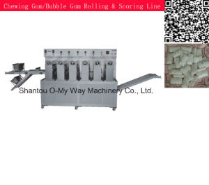 Chewing Gum Machine Bubble Gum Production Line pictures & photos
