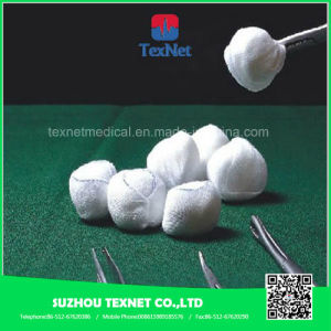 Medical Use Absorbent Cotton Balls pictures & photos