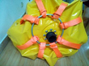 100 Ton Load Test Water Bags for Crane & Davit pictures & photos