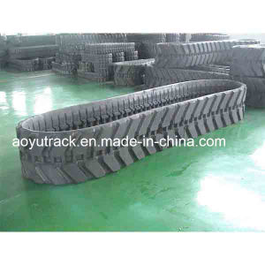 Mini Excavator Rubber Track Size 250 X 52.5k X 72 pictures & photos