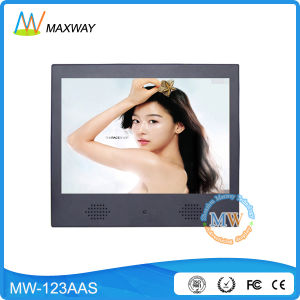12 Inch LCD Advertising Display Player with USB SD Card (MW-123AAS) pictures & photos