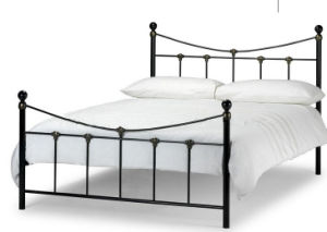 China High Quality Wrought Iron Bed Frame Prices China Single