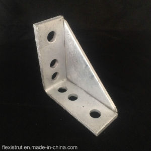 90 Degree Angle Fitting Stamping Part for Channel (FM2484)