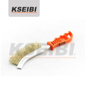 High Quality Kseibi Hand Brush with Plastic Handle pictures & photos