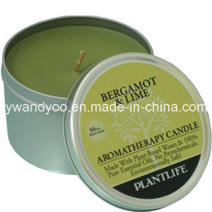 Natural Soy Tin Candle