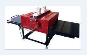 Automatic Pneumatic T-Shirt Heat Press Machine/Printing Machine (HSB4) pictures & photos