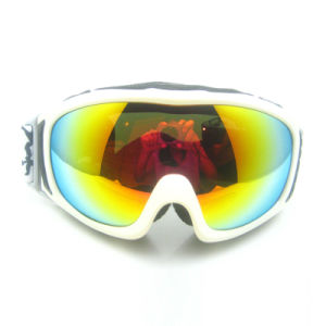 Fashion Injection Design Goggles for Safety Protection pictures & photos